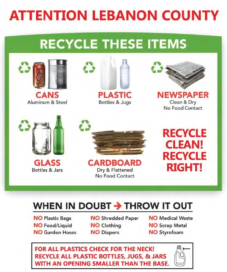 Recycle Right Flyer